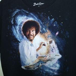 bob ross Shirts - BOB ROSS T-SHIRT 👕 PBS space art painting fun